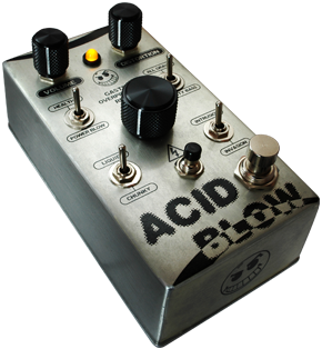 best distortion pedal for tb 303